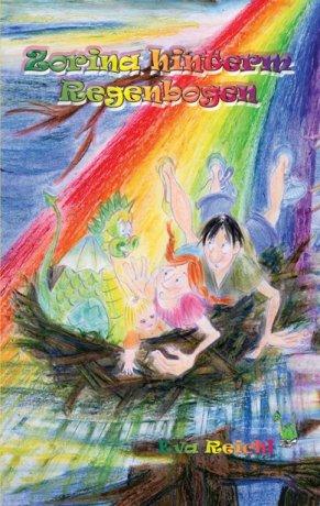 Zorina hinterm Regenbogen