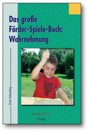 Das große Förder-Spiele-Buch: Wahrnehmung