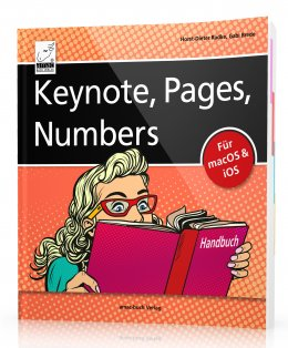 Keynote, Pages, Numbers Handbuch