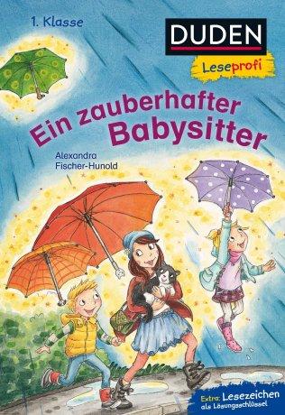 Duden Leseprofi – Ein zauberhafter Babysitter, 1. Klasse