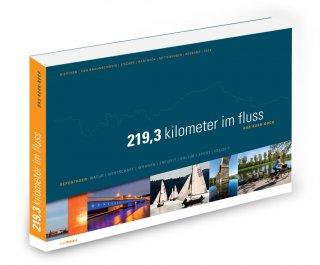 219,3 kilometer im fluss - DAS RUHR-BUCH