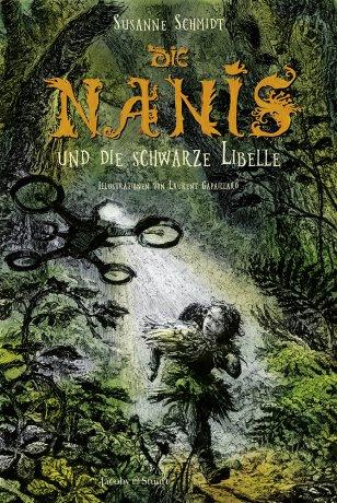 Die Nanis und die schwarze Libelle
