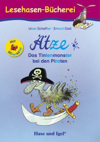 Ätze - Das Tintenmonster bei den Piraten / Silbenhilfe