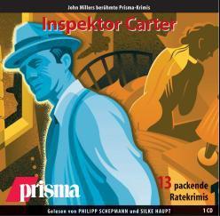Inspektor Carter - 13 packende Ratekrimis
