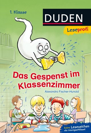 Leseprofi - Das Gespenst im Klassenzimmer, 1. Klasse