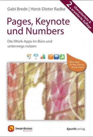 Pages, Keynote und Numbers